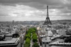Paris Blurred