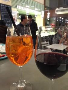 Bologna apperetivo drinks